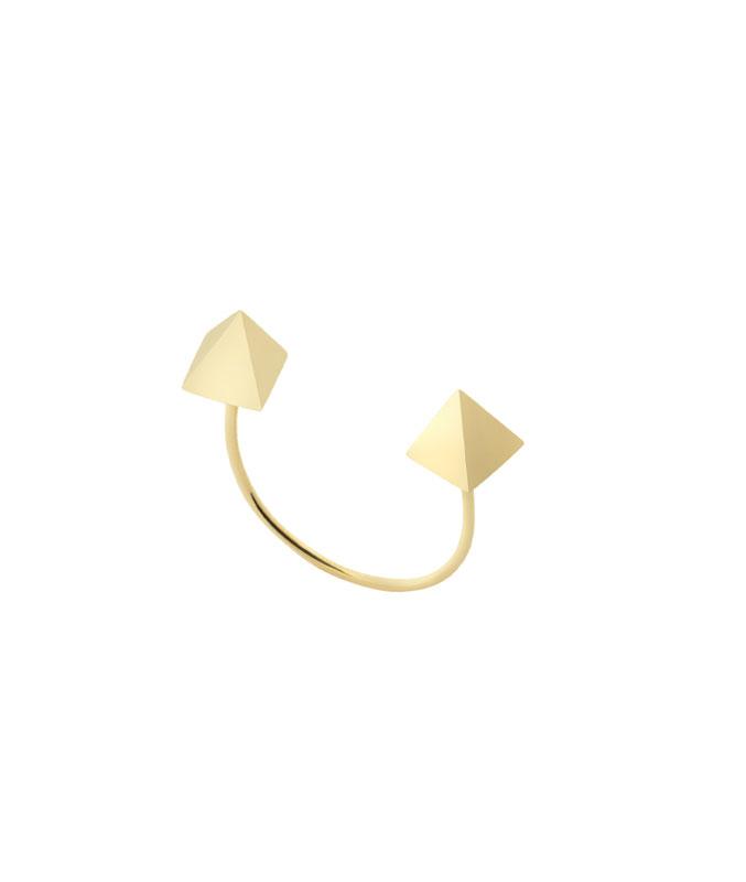 Anello orecchino aperto