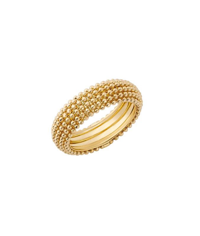 anello con catene fisse