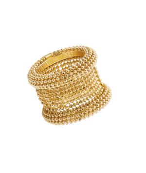 anello con catene collegate