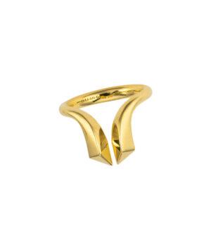 anello oro giallo