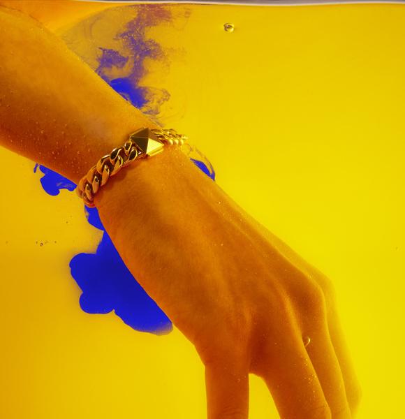 Gioielli in oro giallo